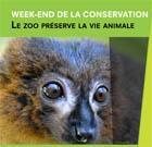 Les week-ends de la conservation en images!